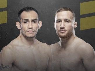 Tony Ferguson e Justin Gaeth fariam a luta principal do UFC 249, cancelado por Dana White devido ao corona vírus.