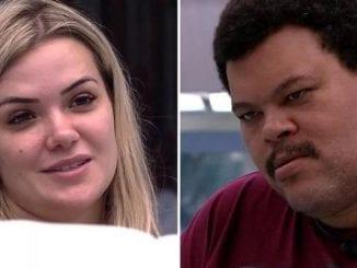 Eliminação de Marcela na disputa com Flayslane mostra peso de torcida pelo ator.