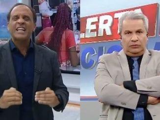 Apresentador José Eduardo, da Record, critica colega por causa da postura diante da pandemia de covid-19. Sistema de saúde de Manaus, de Sikêra Jr., já entrou em colapso.
