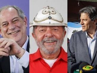 Pesquisa de colunista do Uol mostra que TV Globo não entrevistou Lula, Ciro e Haddad, principais nomes da oposição, nos últimos acontecimentos políticos do governo Bolsonaro.