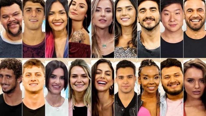 Disputa entre Bruna Marquezine e Anitta pode indicar eliminação surpreendente no Paredão de hoje. Entenda o motivo e veja o favorito para ser eliminado na enquete Uol BBB.