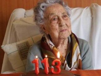 Americana radicada na Espanha, Dona María Branyas, 113 testou negativo para coronavírus nesta segunda, cumpriu isolamento em asilo e só reclamou de tédio.