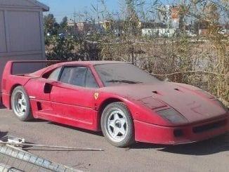 Caçador de Ferraris encontra modelo que pertenceu a filho de Saddam Hussein após longa busca, mas estado de conservação do carro e preço alto melam o negócio.