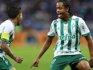 Com passagem de sucesso pelo Palmeiras, Keno é o terceiro reforço confirmado pelo Atlético-MG durante a pandemia. Contrato vai até dezembro de 2023.