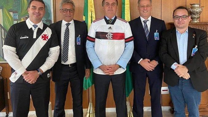 Medida Provisória dá ao mandante direito de transmitir suas partidas sem a anuência do adversário. Alteração beneficia Flamengo no Carioca.