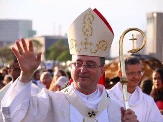 Paulista de 60 anos, Dom Sérgio da Rocha assume hoje como 28º arcebispo de Salvador e Primaz do Brasil, no lugar de Dom Murilo Kriger, que se aposentou.