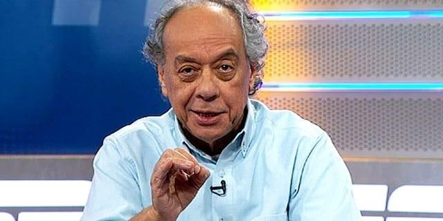 Lendário jornalista esportivo, José Trajano participa do Redação Sportv, do Grupo Globo, para homenagar Rodrigo Rodrigues, a quem lançou na ESPN.